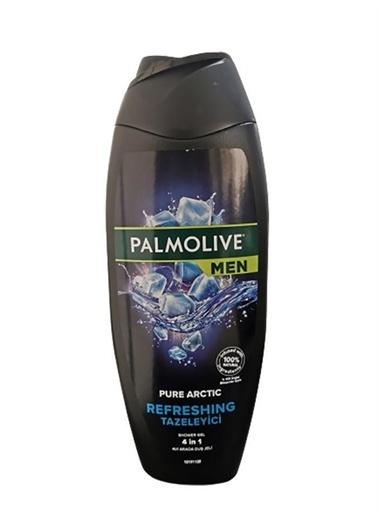 Palmolive Men  Duş Jeli Pure Artic 4in1 500,RNKSZ Renksiz